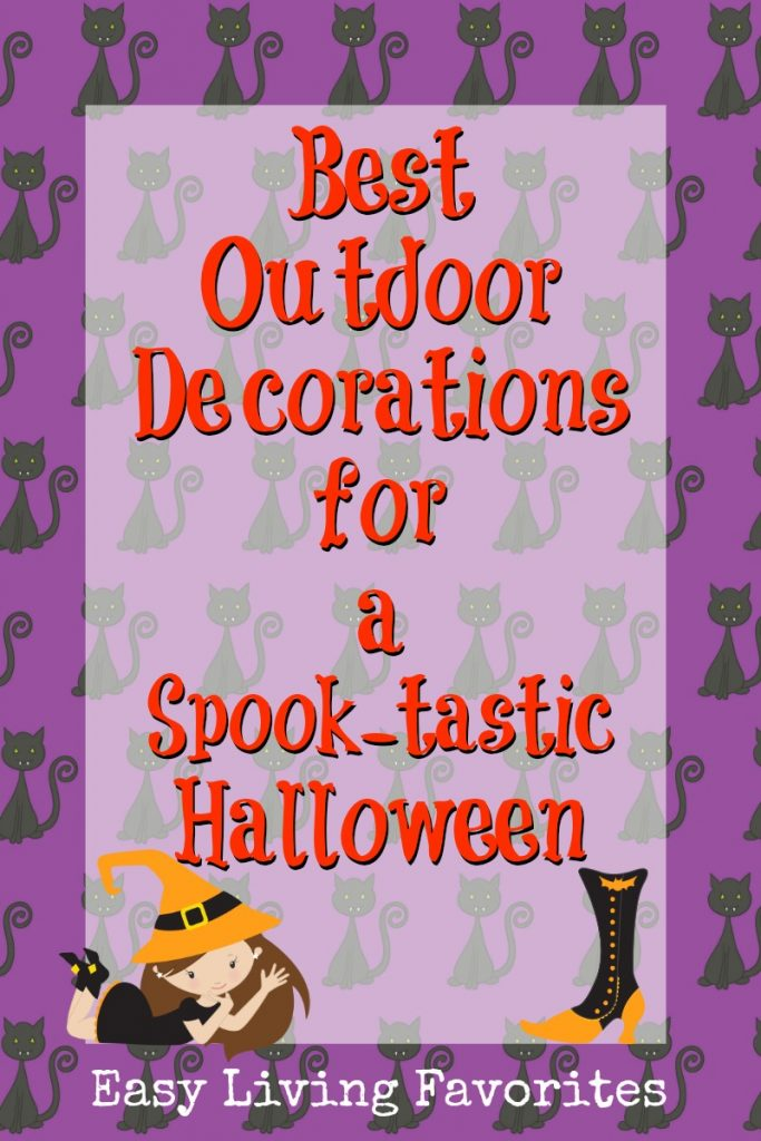 Best Outdoor Decorations for Halloween
