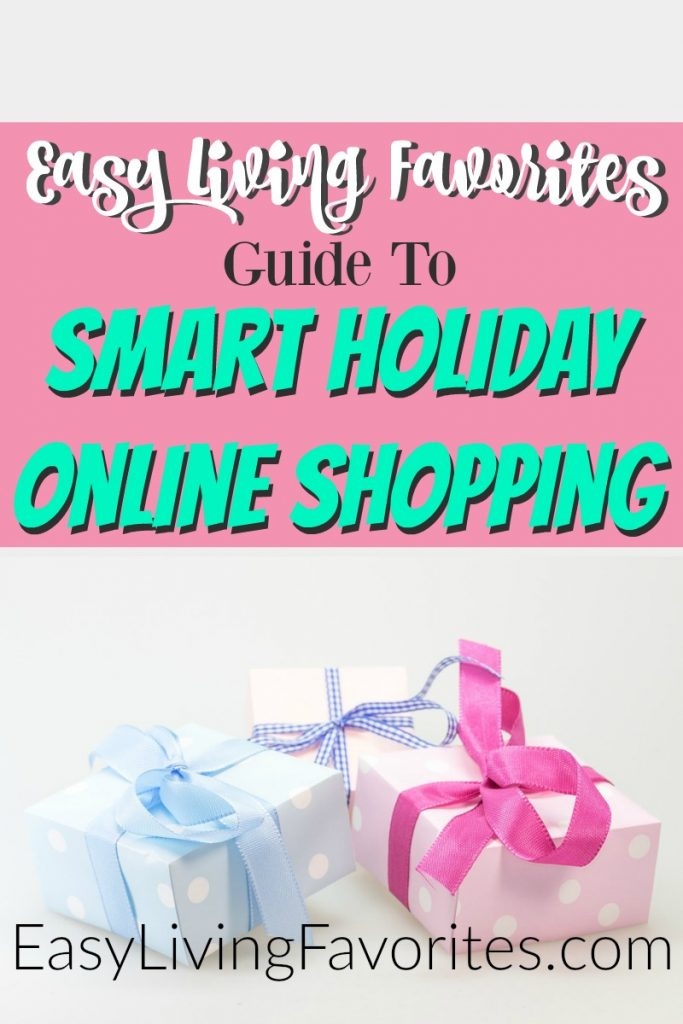 smart online holiday shopping tips