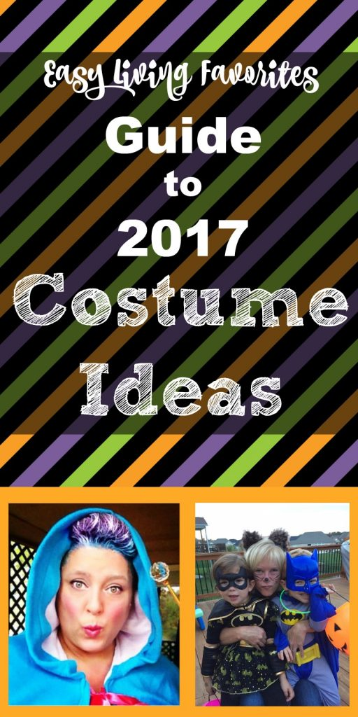 2017 Guide to Halloween Costume Ideas