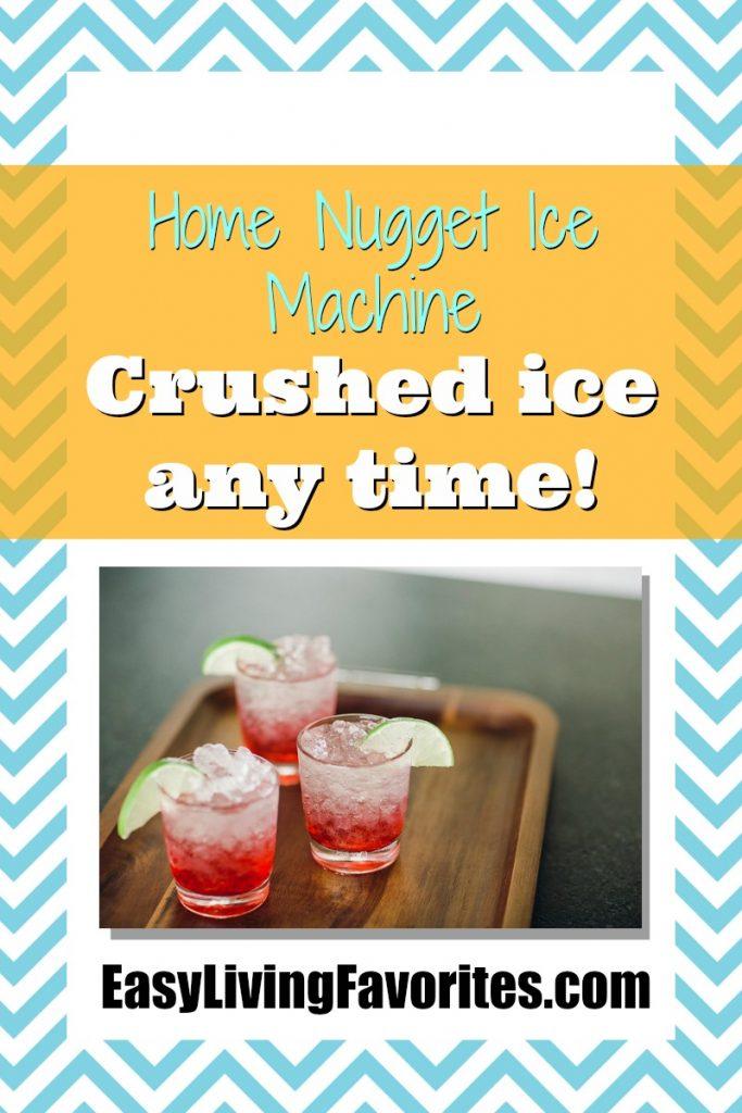 Home Nugget Ice Machine
